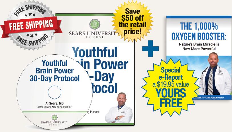 Youthful Brain Power 30-Day Protocol